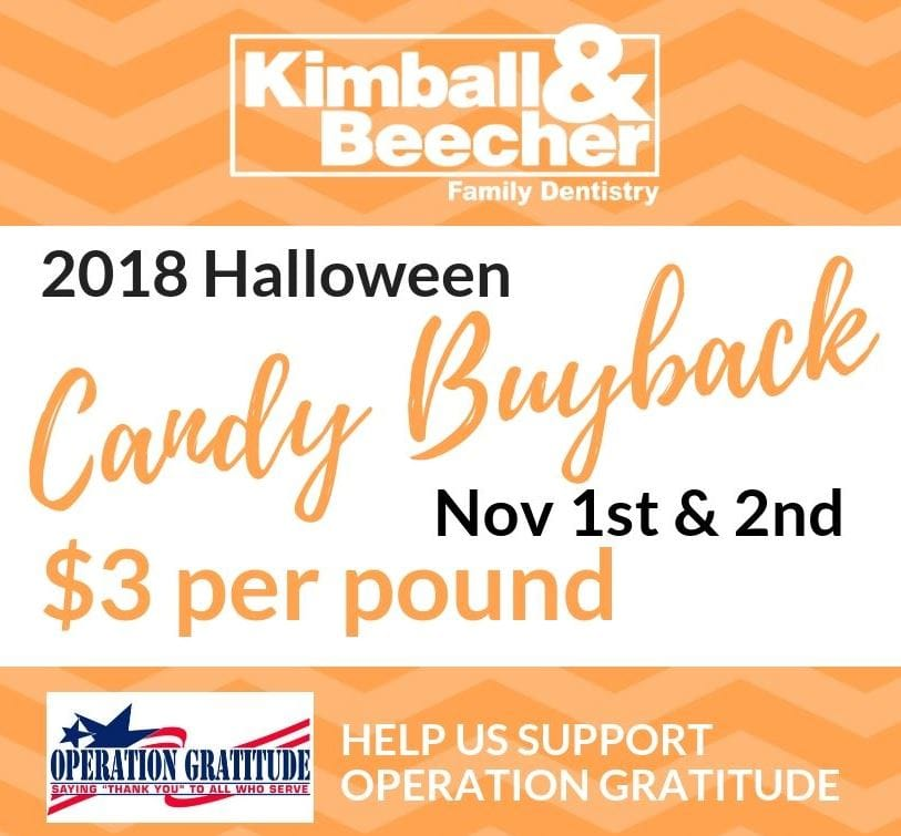 2018 Candy Buyback Program