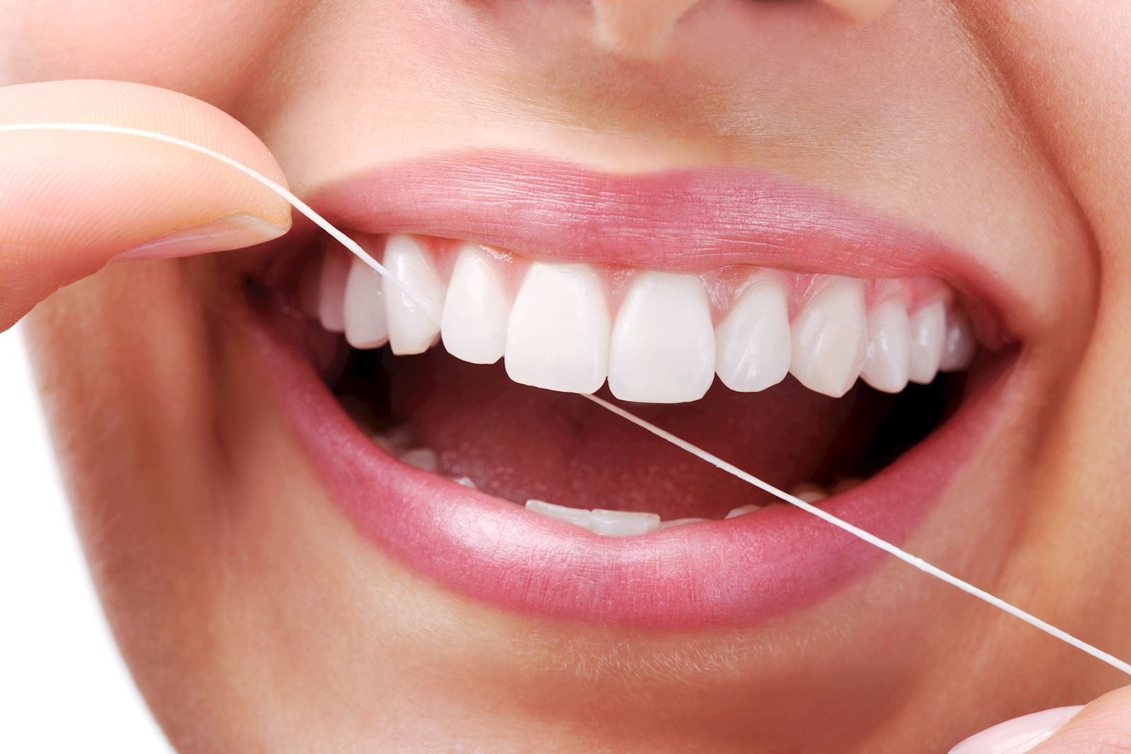 Flossing Teeth Effectively